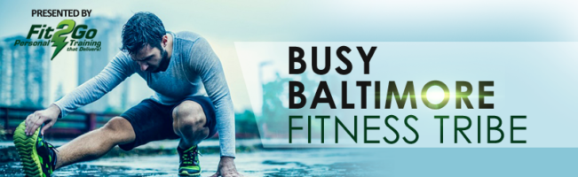 Busy Baltimore Fitness Tribe Cover Photo